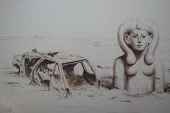 Wrecker's Yard - Ozymandias