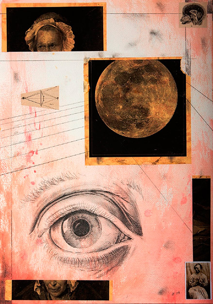 Paranoia - Lunacy - ©Patrick Faulkner