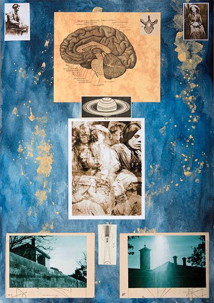 Dementia Praecox - Lunacy - ©Patrick Faulkner