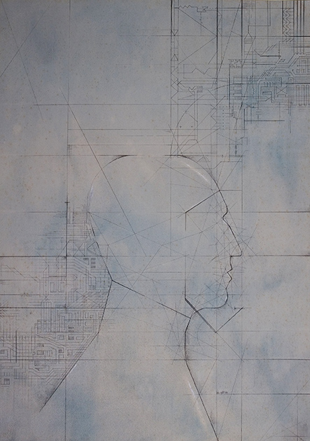Head 1 - Heads - ©Patrick Faulkner