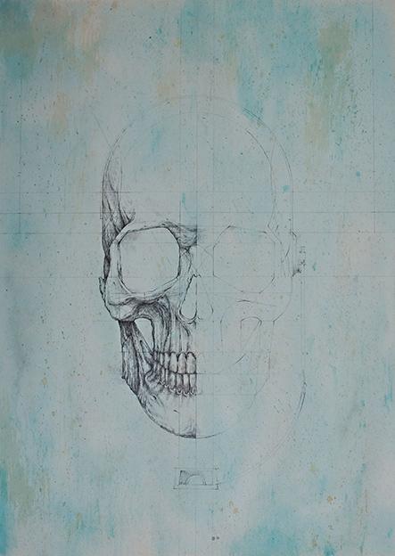Head 4 - Heads - ©Patrick Faulkner